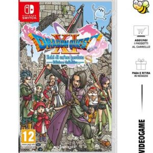 Dragon Quest XI:Echi Di Un Era Perduta Ed. Definitiva