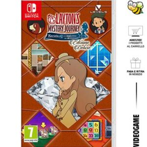 Laytons Mystery Journey Katrielle Compl. Mil. Deluxe Ed.