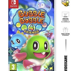 Bubble Bobble: 4 Friends