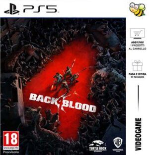 Black 4 Blood – DAY ONE 12/10/2021