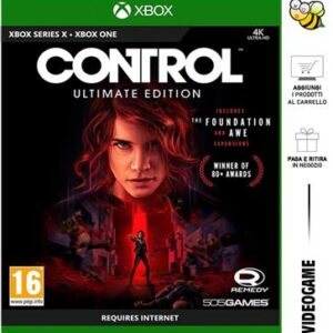 Control Ultimate Edition – DAY ONE 02/03/2021