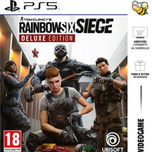 Rainbow Six Siege Deluxe Year 6 - DAY ONE 16/03/21