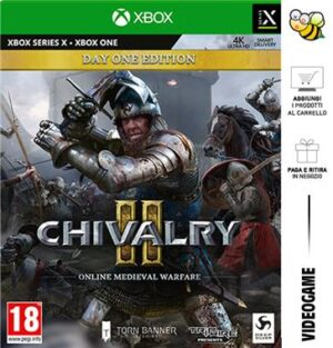 Chivalry 2 Day One Edition - DAY ONE 08/06/21