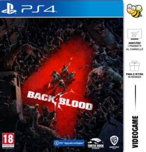 Back 4 Blood - DAY ONE 12/10/2021