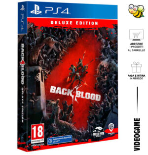 Back 4 Blood Deluxe Edition - DAY ONE 07/10/2021
