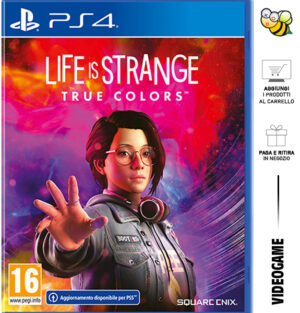 Life is Strange: True Colors - DAY ONE 10/09/2021