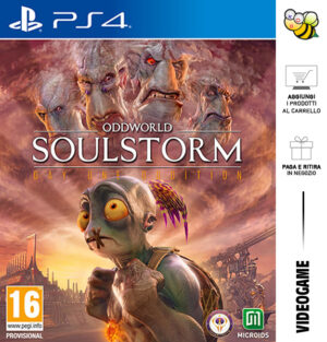 Oddworld: Soulstorm D1 Edition - DAY ONE 06/07/2021
