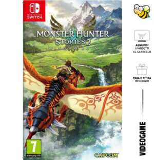 Monster Hunter Stories 2: Wings of Ruin - DAY ONE 09/07/2021