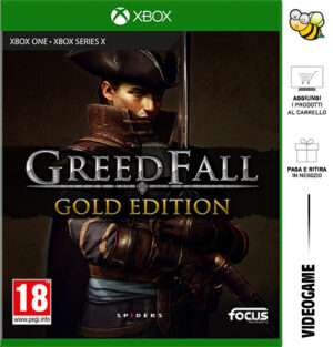 GreedFall Gold Edition - DAY ONE 30/06/2021