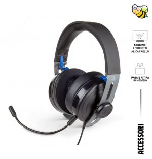 Cuffia Pro Wired Gaming Headset Fusion Power A