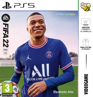 FIFA 22 - Day One 01/10/2021