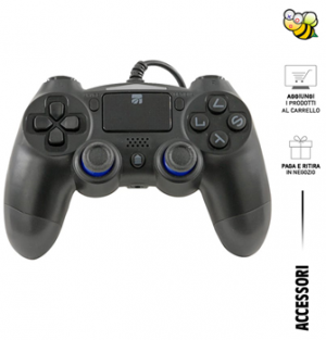 Controller Wired Xtreme Nero