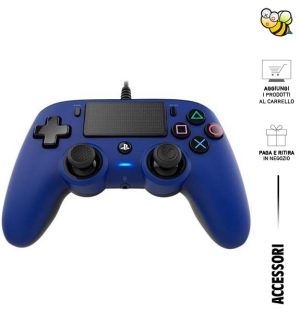 Controller Nacon BLue Wired