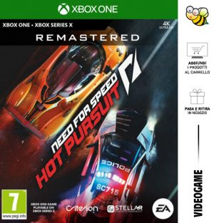 Need For Speed - Hot Pursuit - Remastered
