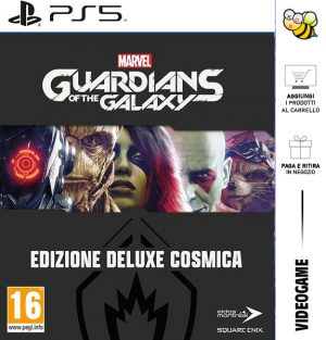 Marvel Guardians of the Galaxy Deluxe - Day One 26/10/2021