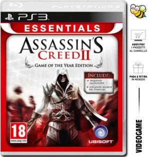 Assassin's Creed 2 - Game Of The Year Edition